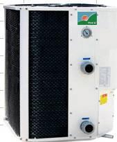 swimming pool heat pump HRLS-12.5A