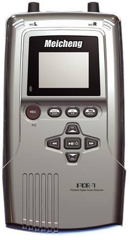 2015 Best Product Portable Digital Audio Recorder