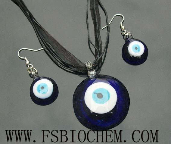 Lampwork lampwork glass pendants/earrings Necklace Sets,Lampwork Lampwork Glass Pendant Necklace