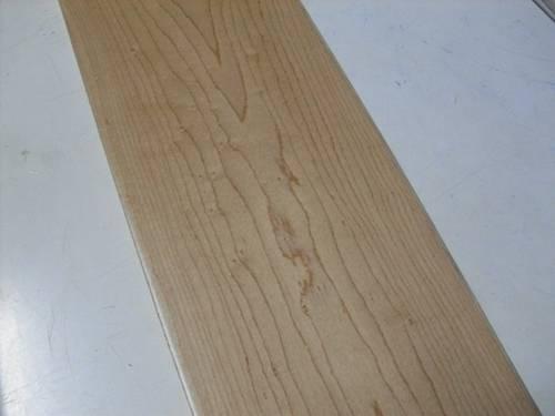 lacquered/oiled maple engineered hardwood flooring