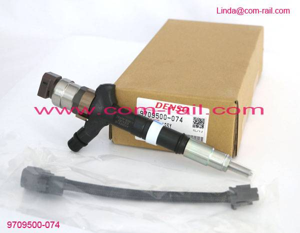 Denso Original Common Rail Injector 095000-0741 Toyota 23670-30010