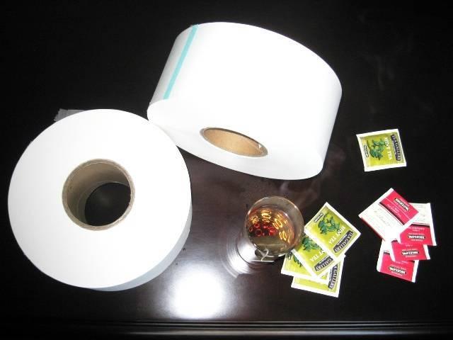 Heat Sealable Tea Bag Filter Paper