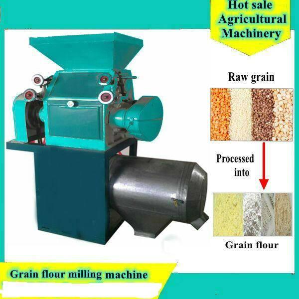 grain flour mill machinery
