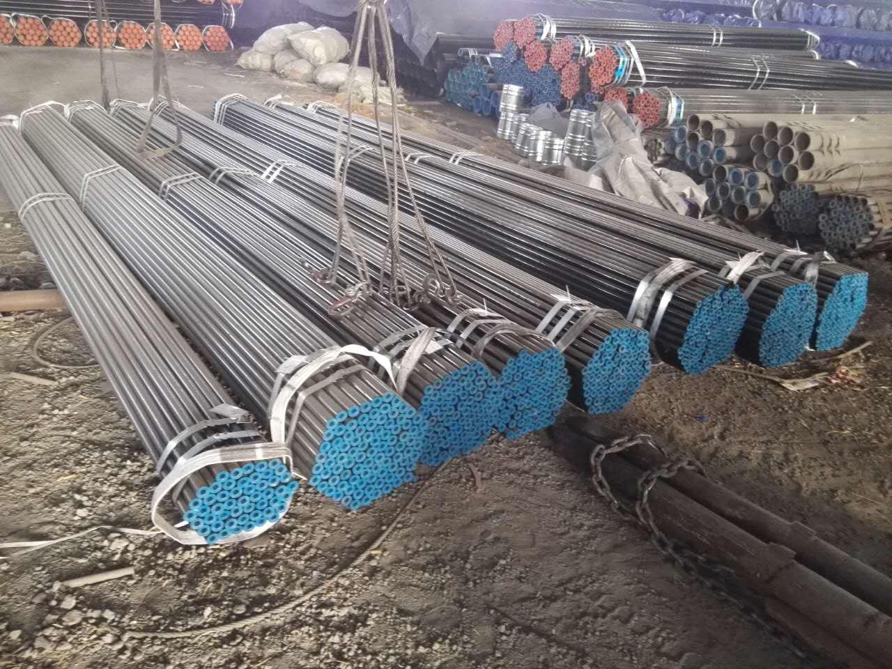 API 5L Gr.B carbon seamless pipes