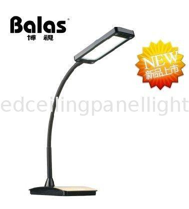 Rechargeable LED Table Lamp with touch control dimmable 4W eye protect desk lamp