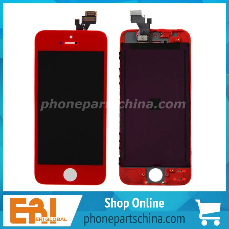 For iPhone 5 4 5S replacement LCD