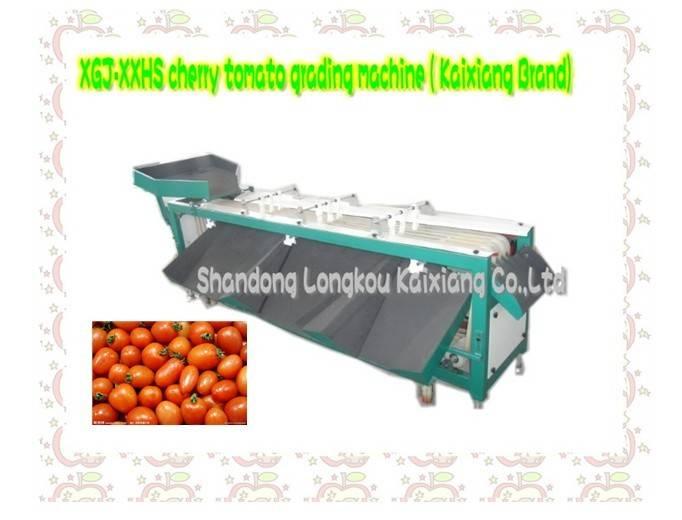cherry tomato grading machine, fruit and vegetable sorting machine