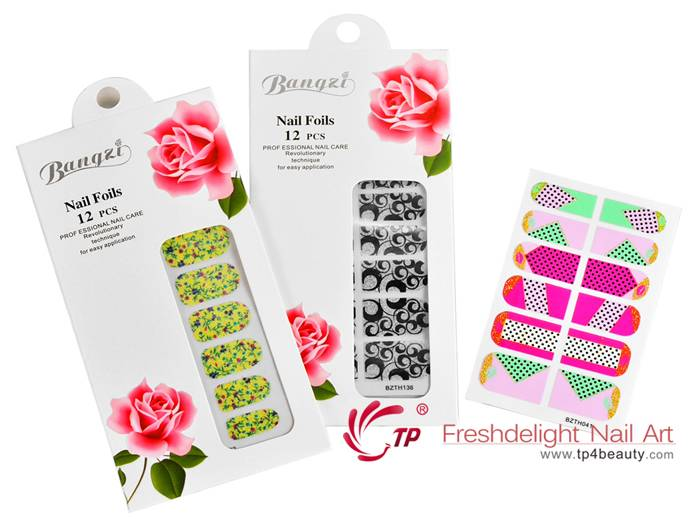 Sell Nail Foil Sticker For Nail Art