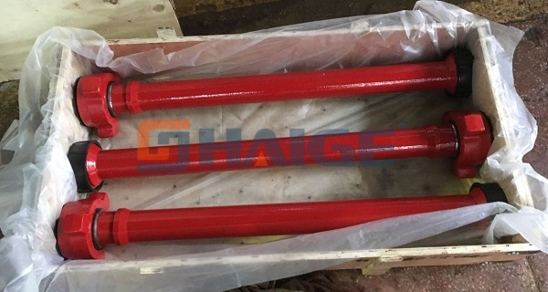 Chiksan Pup Joint, High Pressure Flow Line Pup Joint FIG1502 2000PSI-15000PSI