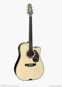 41 Acoustic guitar lyy-0001