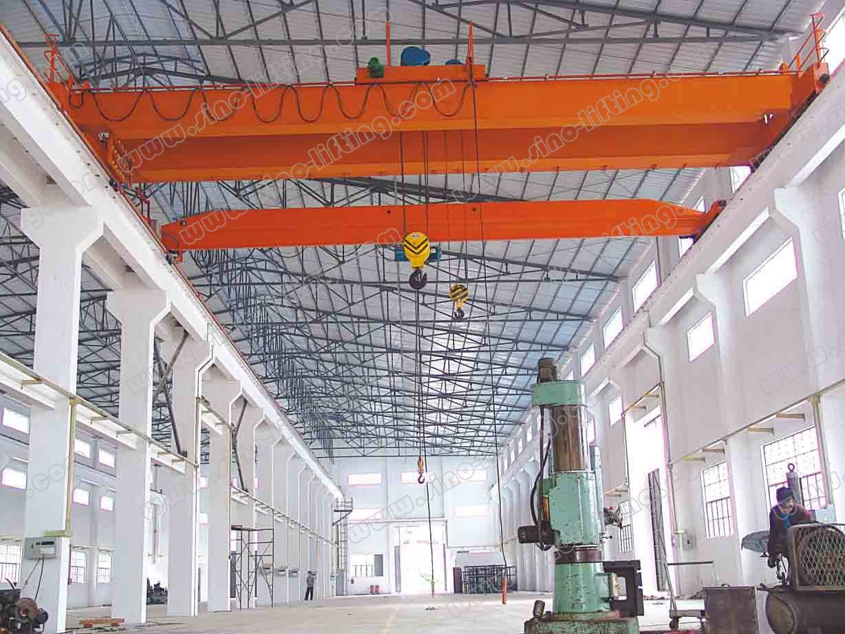 LH Type Overhead Crane with Electric Hoist