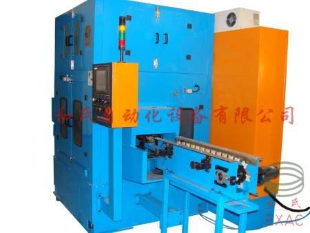 crankshaft deburring machine