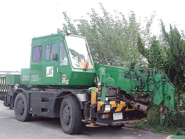 Sell All-Terrain, Rough-Terrain, Truck-Cranes