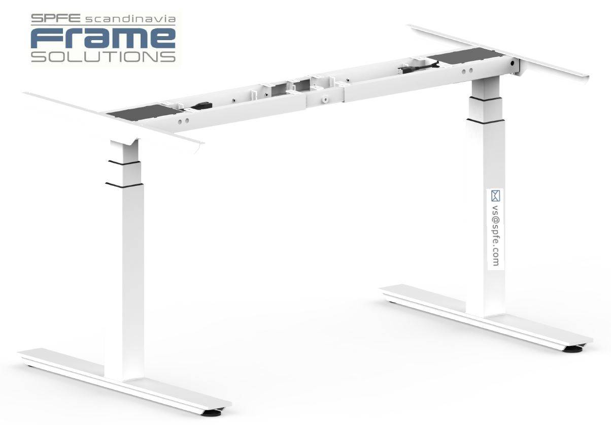Supply Height Adjustable Frame