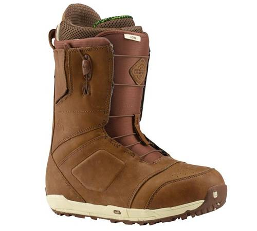 Burton Ion Leather Snowboard Boots 2015 - Mens