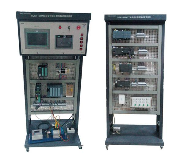 DLGK-SIMNA-A Industrial Automatic Network Integrated Trainig System