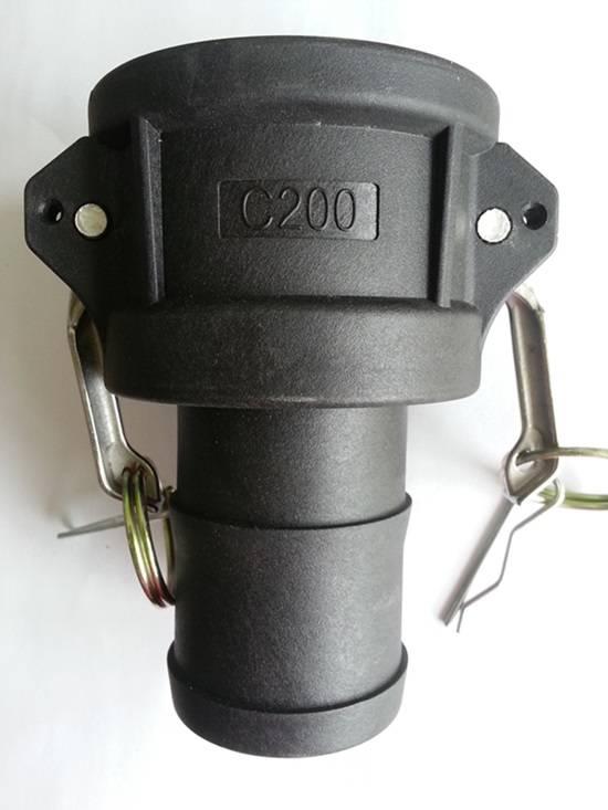 PP camlock coupling C