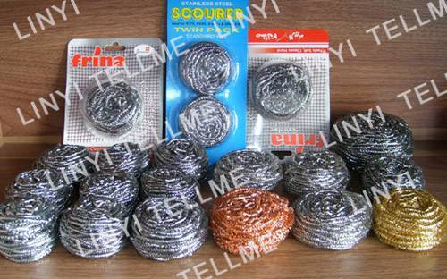 offer stainless steel scourer