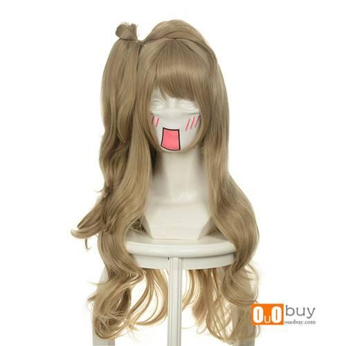 Selling Love Live Kotori Minami Flaxen Perma-Long Cosplay Wig