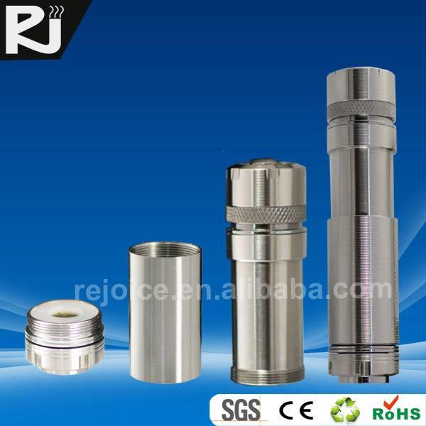 M11 Satinless steel 18350,18450,18650 mechanical MOD for ecigarette