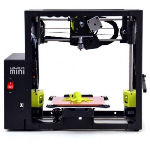 sell LulzBot Mini a reliable desktop 3D printer for home users, makers, designers, engineers, archit