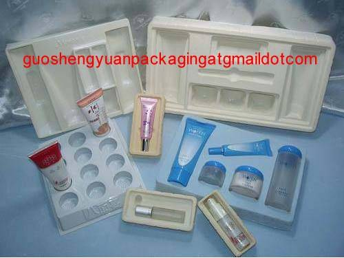 PP cosmetic blister tray