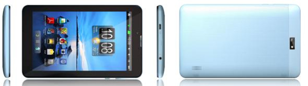 Wholesale chinese 7 inch small android sim tablet pc with high definition