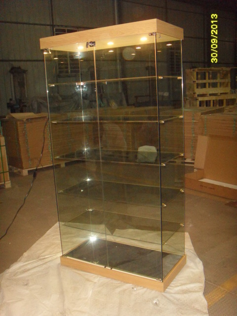 sell the CE certification of safety glass for cabinet,showcase