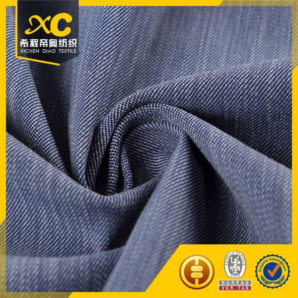 210g cotton spandex knitted denim fabric to korea