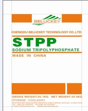 Sodium Tripoly Phosphate (Detergent & Ceramic Grade)