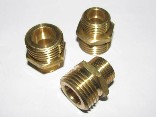 brass insert screw nut
