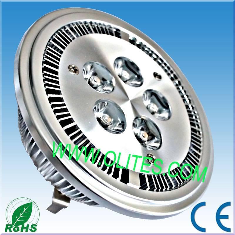 G53 QR111 High Quality 5W LED Spotlight