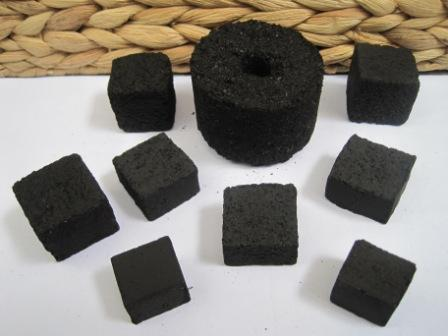 Coconut Shell Charcoal For Shisha or Hookah