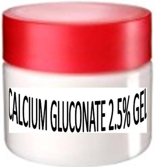 CALCIUM GLUCONATE 2.5% GEL INDIA