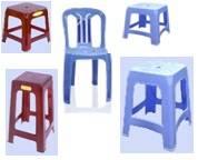 Colorful plastics stool - skype: van.tr511