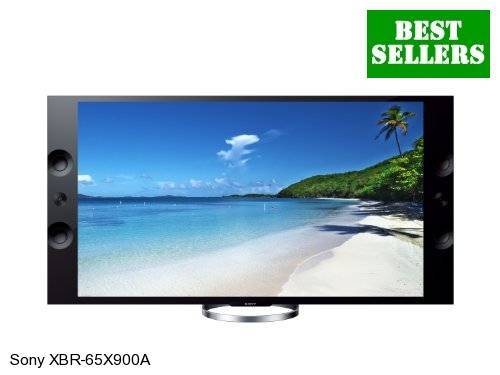 Sony XBR-65X900A 65 Class 3D LED 4K Ultra HD TV Television
