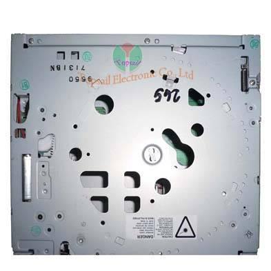 6 disc DVD Mechanism for Mercedes W204/GLK/W212 NTG4/ Volvo