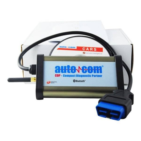 Autocom Cdp PRO for Car Professional Auto Scanner Autocom Cdp PRO(Compact Diagnostic Partner)Autocom