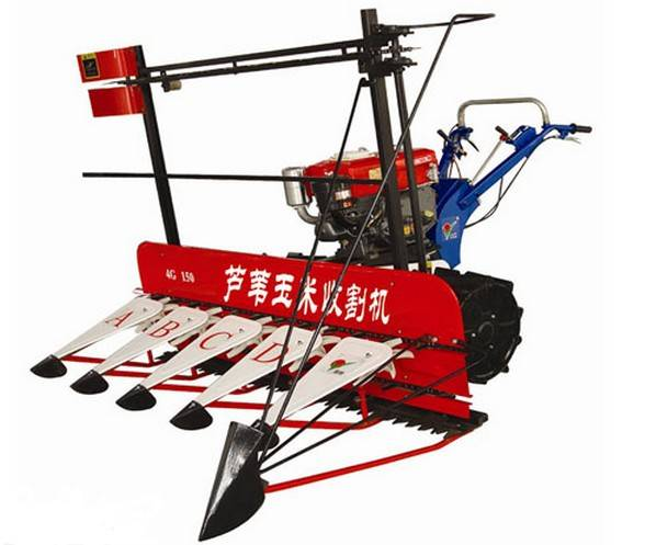 1500mm Rice harvesting machine factory
