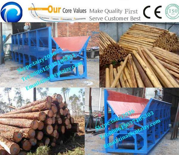 High Speed Wood Peeling Machine on sale