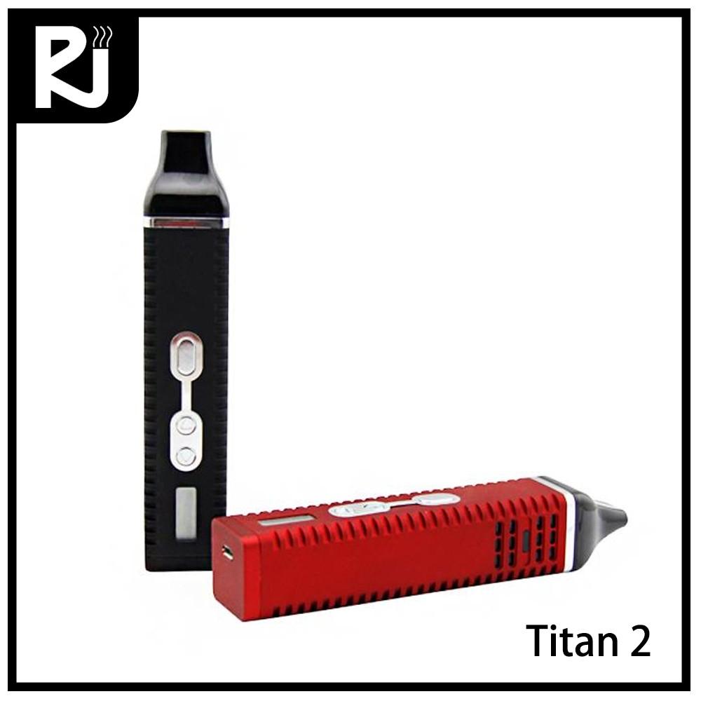 Dry Herbal Vaporizer Weed Vape Pen Titan-2 Hebe