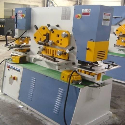 Q35Y-16 Hydraulic Iron Worker,Metalworker,Steelworker
