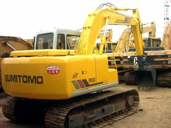 Used SOMITOMO Excavator
