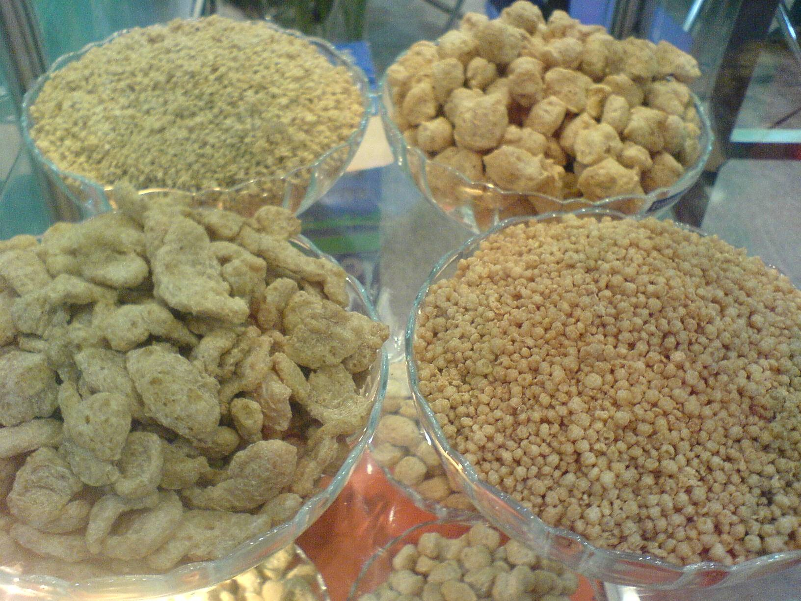 Textured Vegetable Protein