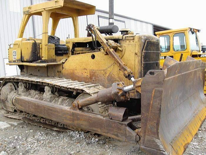 Sell very good working used CAT bulldozer D8K