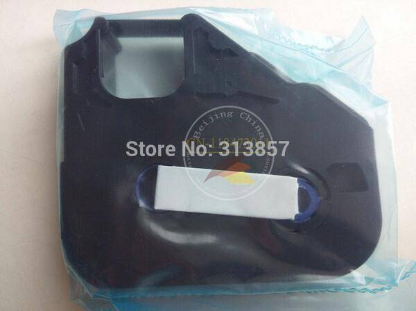 Hot cable marker ID printer ink cartridges Ribbon LB-200BK For electronic lettering machine M-1PRO M