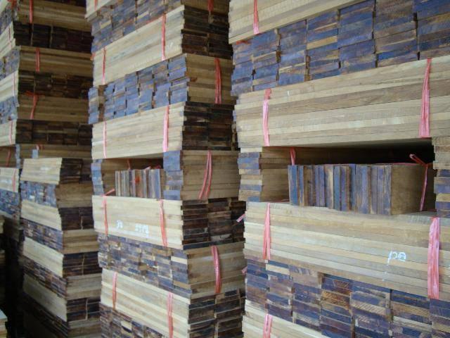Burma teak & merbau flooring materials