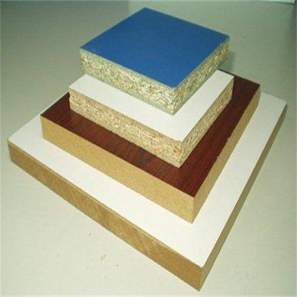 18303660mm melamine particle board factory