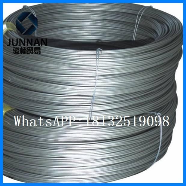Heibei mild carbon 5.5mm steel wire rod