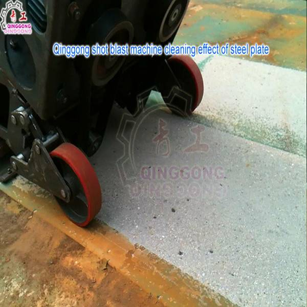 Hard Floor Polishing Machine Steel Shot Blasting Machine Abrator